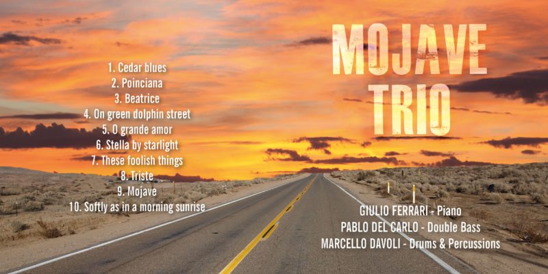 Mojave Trio
