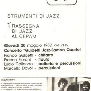 strumenti di jazz