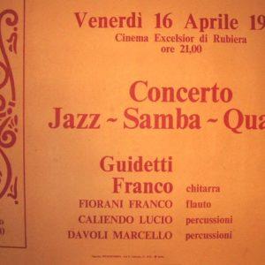 concerto samba