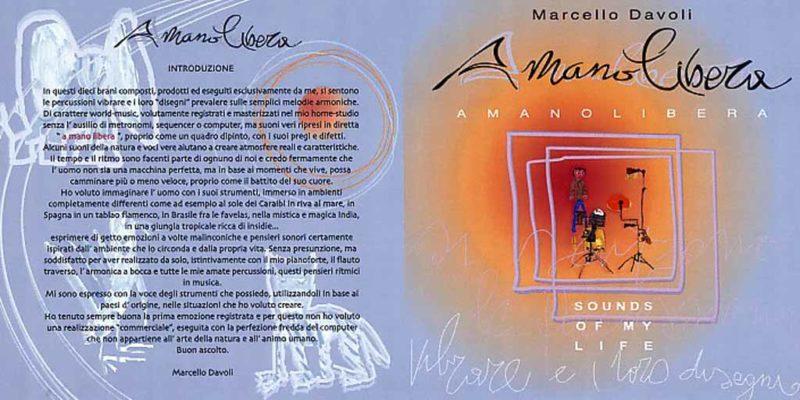 a mano libera cd cover