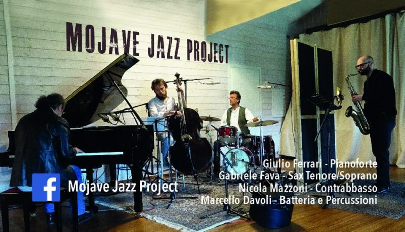 Cover Mojave Jazz Project