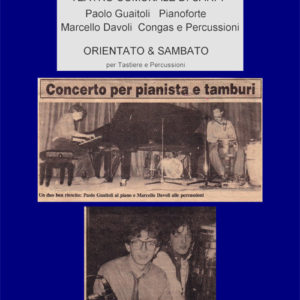 pianista e tamburi