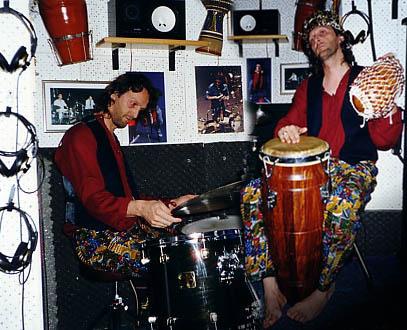 studio percussioni